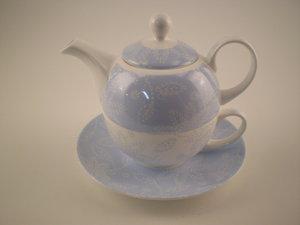 Bone China Kingston Tea for One
