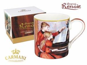 Carmani Mug - Auguste Renoir The Piano Lesson