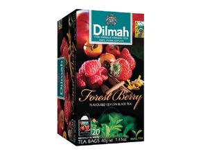 Dilmah Forest Berry Tea 20 Teabags (40 grams)