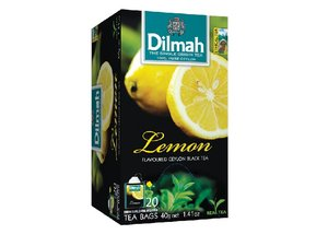 Dilmah Lemon Tea 20 Teabags (40 grams)