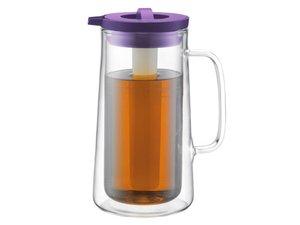 Bodum® Cool Doublewalled Waterjug, 1,0 liter purple