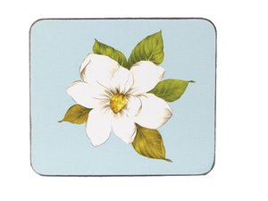 Ashdene Magnolia set of 6 Coasters