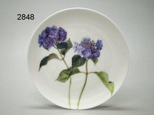 Ashdene Hortensia Cake Plate 15 cm