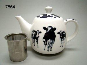 Ashdene Teapot Dairy Belles 0,5 lt