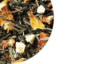 Green Tea Sencha Orange & Maracuja 100 Gram
