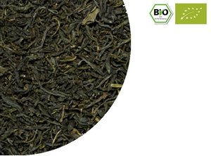 BIO Green Tea China Misty Green 100 Gram NL-BIO-01