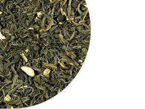 Green Tea Sencha Ginger 100 Gram