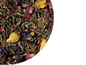 Green Tea and White Tea Macabeo, Citrus, Jasmin tea 100 Gram