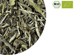 BIO White Tea China Pai Mu Tan 100 Gram NL-BIO-01