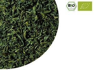 BIO Green Tea China Chun Mee 100 Gram NL-BIO-01
