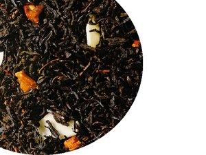 Black tea Christmas tea with Orange 100 gram