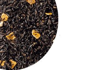 Black Tea Lemon - Lime 100 Gram