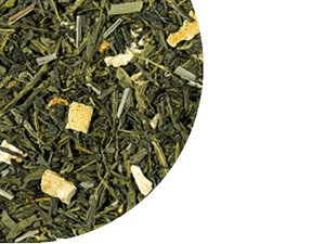 Green Tea Sencha Lime & Lemon 100 Gram