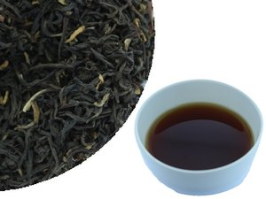 Assam Black Tea Hunwal TGFOP1 100 Gram