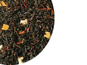 Black Tea Blood orange 100 Gram