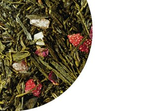 Green Tea and White Tea Angelkiss Maracuja 100 Gram