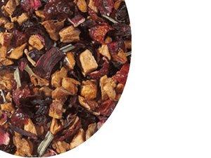 Fruit tea blend Lemon, Lemongrass  100 gram.