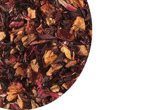 Fruit tea blend Blood Orange 100 Gram