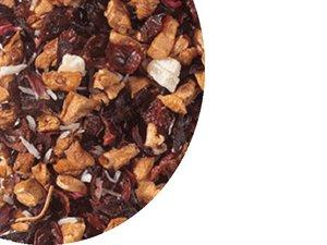 Fruit tea blend Pina Colada (Coconut)  100 gram