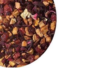 Fruit tea blend Winter Romance 100 Gram