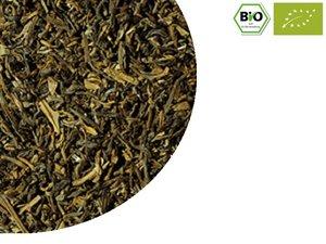 BIO Green Tea North India FTGFOP1 Makaibari 100 Gram NL-BIO-01