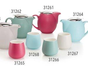 Chacult Saara matt Berryred teapot 0,9 lt