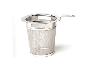 Stainless Steel Filter for use with Lid - 8 cm diameter