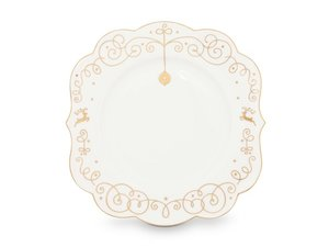 Pip Studio Royal Christmas Plate 17 cm