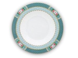 Pip Studio Soup Plate Blushing Birds Blue 21,5 cm