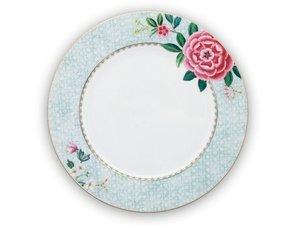 Pip Studio Dinner Plate Blushing Birds White 26,5 cm