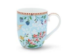Pip Studio Mug Small Hummingbirds Blue