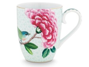 Pip Studio Mug Blushing Birds White