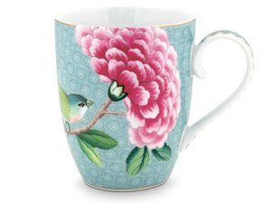 Pip Studio Mug Blushing Birds Blue