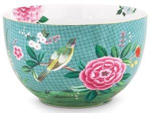 Pip Studio Bowl Blushing Birds Blue 23 cm