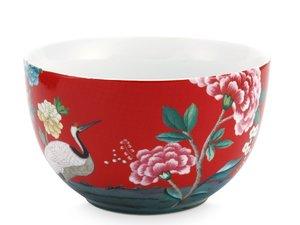 Pip Studio Bowl Blushing Birds Red 23 cm
