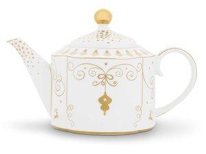 Pip Studio Royal Christmas Teapot