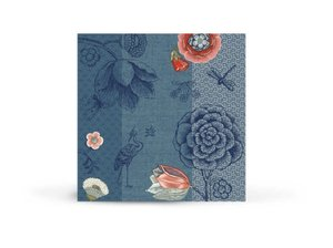 Pip Studio Paper Napkins Spring to Life Blue