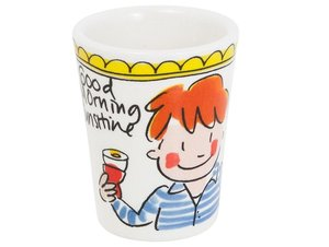 Blond Amsterdam Egg Cup Good Morning