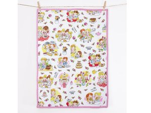 Blond Amsterdam Textile Tea Towel