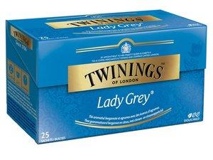 Twinings Lady Grey 25 Teabags (50 grams)