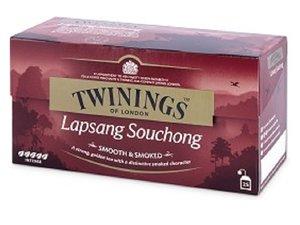 Twinings Lapsang Souchong 25 Teabags (50 grams)