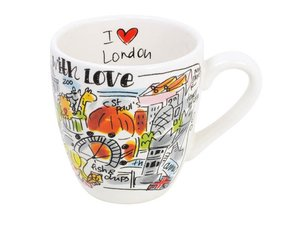 Blond Amsterdam Mini Mug London