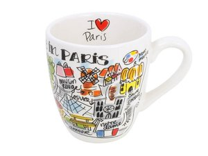 Blond Amsterdam Mini Mug Paris
