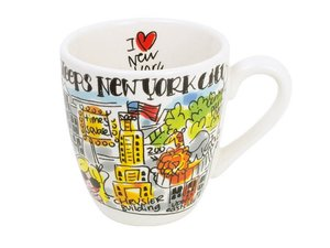 Blond Amsterdam Mini Mug New York
