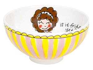 Blond Amsterdam 18 Bowl 11,5 cm Stripe