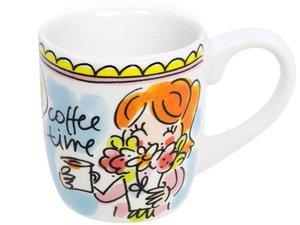 Blond Amsterdam Espresso Mug Coffee Time