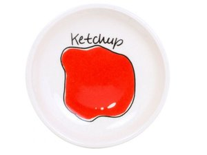 Blond Amsterdam Bowl Snack Ketchup