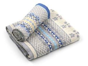 Bunzlau Kitchen Towel Marrakesh Grey