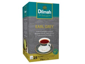 Dilmah Earl Grey Tea 25 Teabags (50 grams)