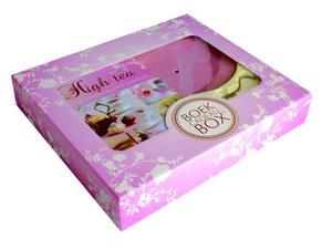Book giftbox High Tea pink